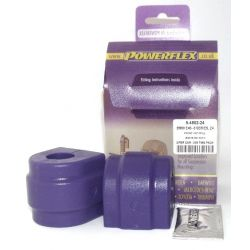 Powerflex Front Anti Roll Bar Bush 24mm BMW E46 3 Series Compact