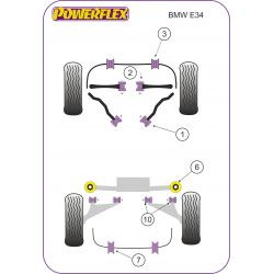 Powerflex Rear Beam Mount Bush BMW E34 5 Series (1988 - 1996)