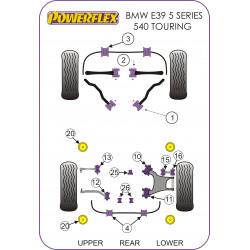 Powerflex Front Anti Roll Bar Mounting Bush 27mm BMW E39 5 Series 540 Touring