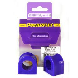 Powerflex Anti Roll Bar Outer Bush 19mm Citroen AX Mk1 & 2 (1986-1998)