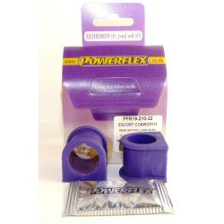 Powerflex Rear Anti-Roll Bar Mounting Bush 22mm Ford Escort RS Cosworth (1992-1996)