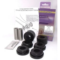Powerflex Rear Inner Wishbone Bush Ford Escort RS Turbo Series 2