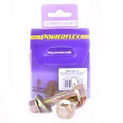 Powerflex PowerAlign Camber Bolt Kit (12mm) Ford Fiesta Mk1 & 2 All Types (1976-1989)