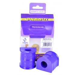 Powerflex Rear Anti Roll Bar To Chassis Bush 21mm Ford Focus MK2
