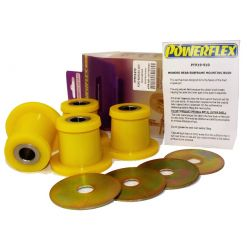 Powerflex Rear Subframe Mounting Bushes Ford Mondeo (2000 to 2007)