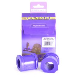 Powerflex Front Anti Roll Bar Bush 25.5mm Honda Civic Mk7 inc. Type-R (2001-2005)