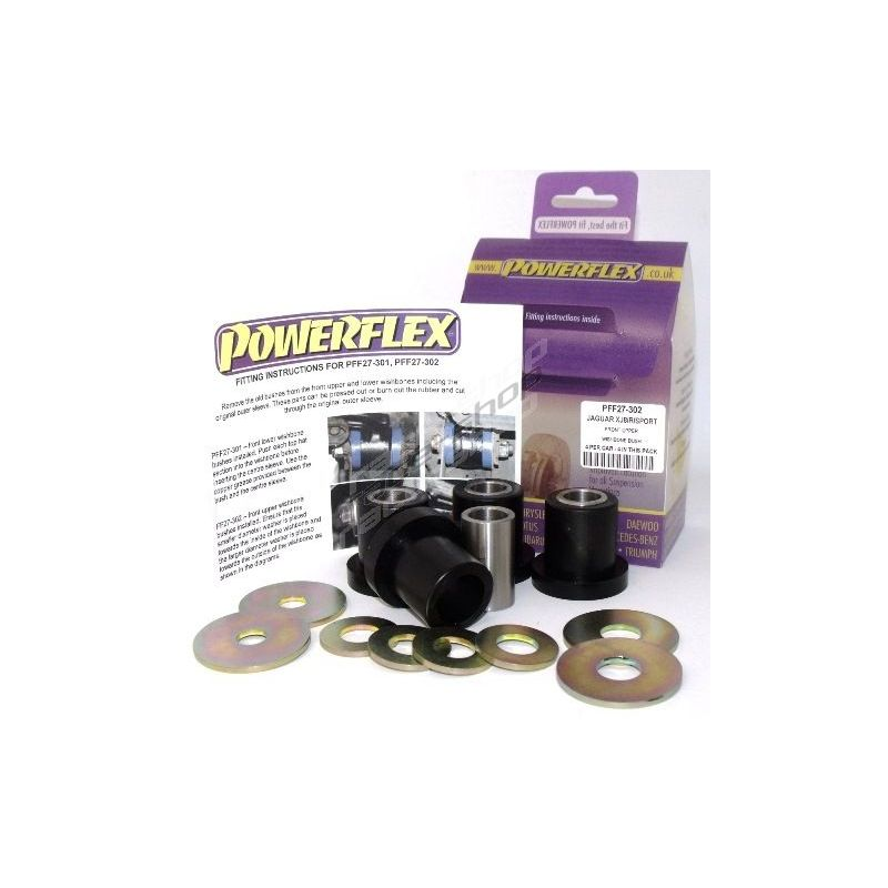 Powerflex Front Upper Wishbone Bush Jaguar (Daimler) XJ8, XJR, XJ Sport on