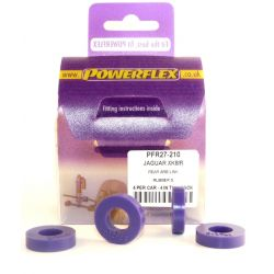 Powerflex Rear Anti Roll Bar Link Rubbers Jaguar (Daimler) XK8, XKR - X100 (1996-2006)