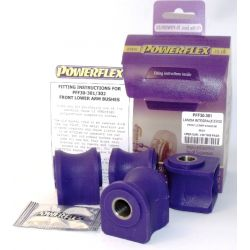 Powerflex Front Wishbone Bush Lancia Integrale 16v (1989-1994)