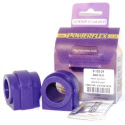 Powerflex Front Anti Roll Bar Bush 24mm Mini Mini Generation 1