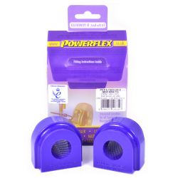 Powerflex Front Anti Roll Bar Bush 24.5mm Mini Mini Generation 3 (F56) (2014 on)