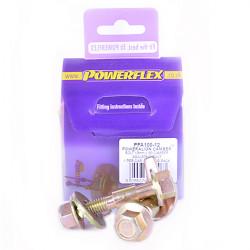 Powerflex PowerAlign Camber Bolt Kit (12mm) Peugeot 307 (2001-2011)