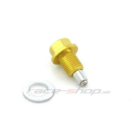 Oil system Magnetic oil drain plug Toyota M12x1,25 | races-shop.com