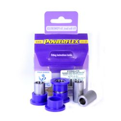 Powerflex Rear Link Rod Rear Bush To Chassis Saab 90 & 99 (1975-1987)