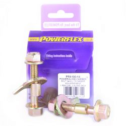 Powerflex PowerAlign Camber Bolt Kit (14mm) Subaru Impreza Turbo, WRX & STi GD,GG