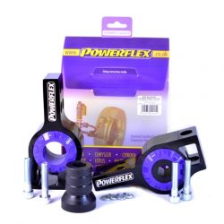Powerflex Front Wishbone Rear Bush Anti-Lift & Caster Offset Volkswagen Golf Plus 5M