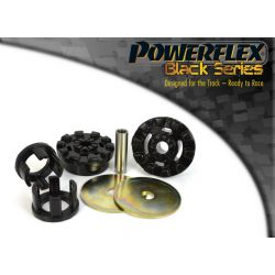 Powerflex Lower Engine Mount Large Bush 30mm Oval Bracket Ford Fiesta Mk6 inc ST & Fusion (2002-2008)