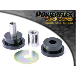Powerflex Lower Engine Mount Small Bush 30mm Oval Bracket Ford Fiesta Mk6 inc ST & Fusion (2002-2008)