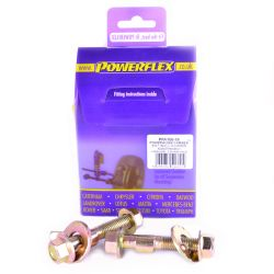 Powerflex PowerAlign Camber Bolt Kit (16mm) PowerAlign Camber Bolts