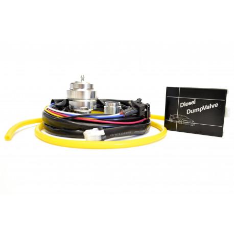 Universal Blow off valves Blow off for diesel engines adjustable | races-shop.com