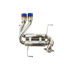 Exhaust, Cat back BMW E90/ E91 320I/ 320D/ 323I/ 330D