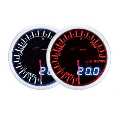 Gauges DEPO Dual view series 52mm DEPO racing gauge A/F Ratio - Dual view series | races-shop.com