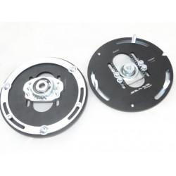 SILVER PROJECT Camber plates Mini F55, F56, F57 for coilover