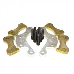 Brake caliper adapters BMW E36 compact