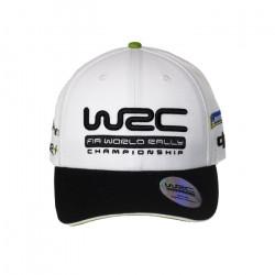 WRC cap