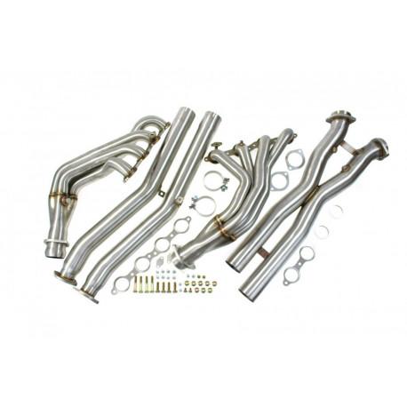 Stainless steel exhaust manifold Chevrolet Corvette C5 LS1/ LS6 (97- 04) |  races-shop com
