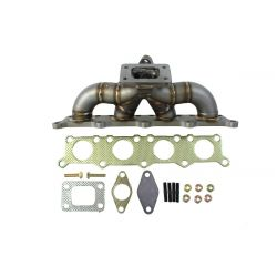 Stainless steel exhaust manifold Audi/ VW 1.8T T25 (external wastegate output)