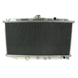ALU radiator for Honda Civic 88-91