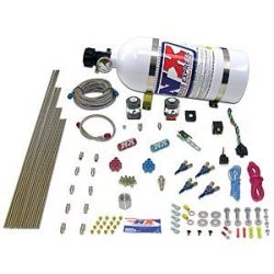 Nitrous system (NX) Piranha alcohol direct port for 4 cyl engines (4,5L)