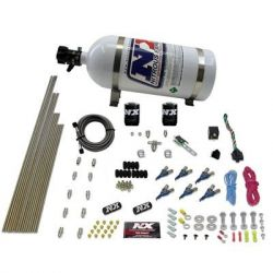 Nitrous system (NX) EFI direct port for 6 cyl engines (4,5L/ 7L)