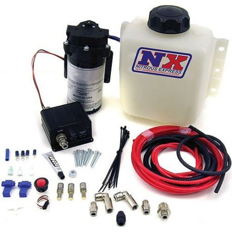 Nitrous system Nitrous Express (NX) Water Methanol injection Stage 1 for 4 cyl engines | races-shop.com