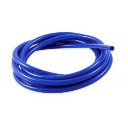 Silicone vacuum hose 3mm, blue