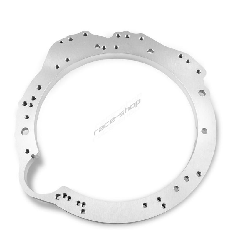 Engine adapter plate Mitsubishi 4G63 to BMW M20/ M50/ M52/ M54/ S50/ S52/  S54/ M57/ M57N/ M57N2 gearbox