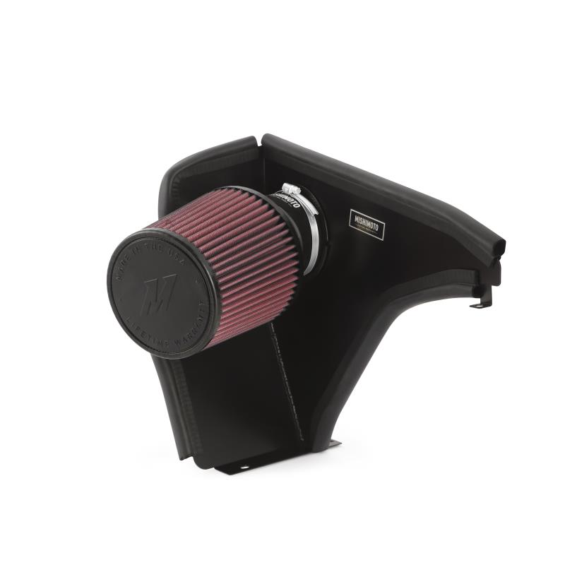 2001 2006 Mishimoto MMAI-E46-01BK Black BMW 330i Performance Air Intake
