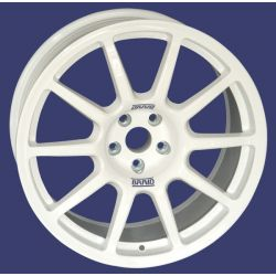 "Racing wheels - BRAID Fullrace A 8x18"" 5x114,3 ET42"