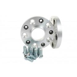 Set of 2psc wheel spacers - hub adaptor RACES 5x100 to 5x120 , width 25mm