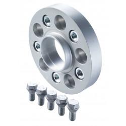 Wheel spacer - hub adaptor RACES 5x100 to 5x130 , width 20mm