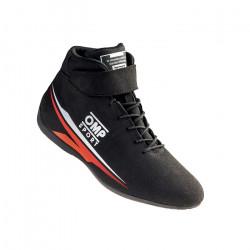 FIA race shoes OMP Sport black