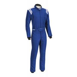 FIA race suit SPARCO Conquest R-506 black/white