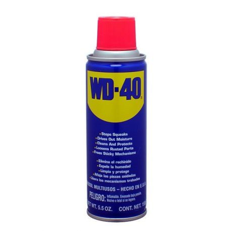 Penetrating oils WD40 - 400ml | races-shop.com