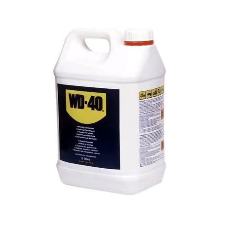 Penetrating oils WD40 - 5l | races-shop.com