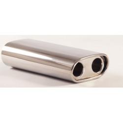 Exhaust tip 75x135