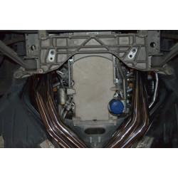 Exhaust manifold with 200CPSI Sport kat. Chevrolet Corvette C6