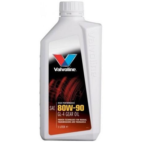Gearbox oils Valvoline Heavy Duty Gear Oil 80W-90 - 1l   races-shop.com