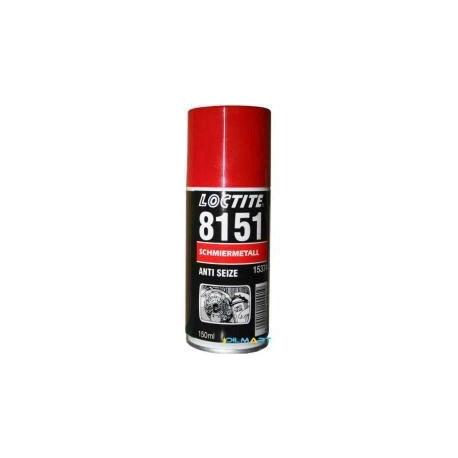 Car chemistry LOCTITE LB 8151 - anti-corrosion grease 150ml   races-shop.com