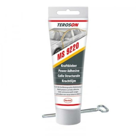 Adhesives TEROSON MS 9220 - MS Polymer, high strength, black 80 ml | races-shop.com